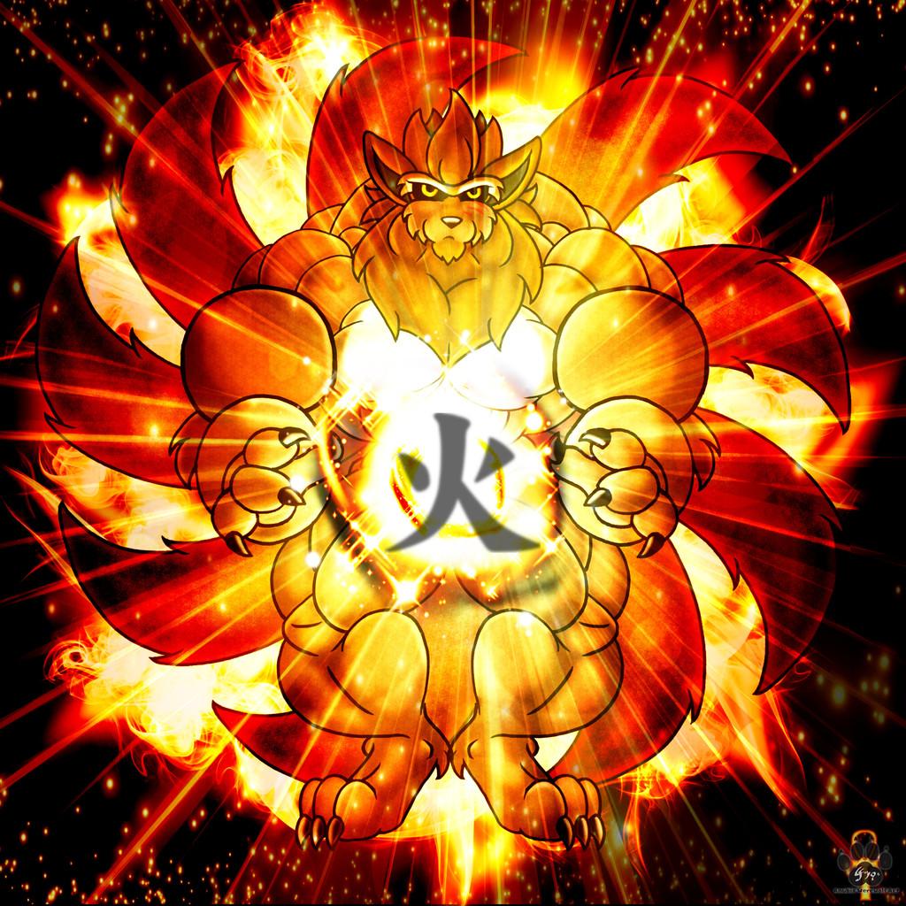 Supernova Flame Charge