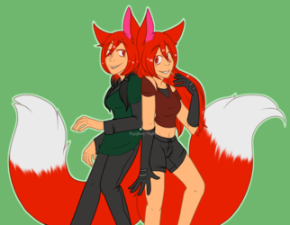 Red Twins