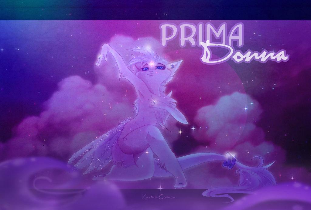 Most recent image: Prima Donna