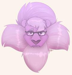 Hipster lion 2