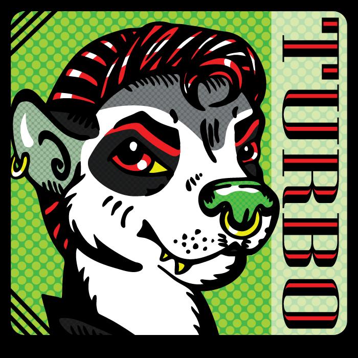 ConBadge Exchange - Turbo