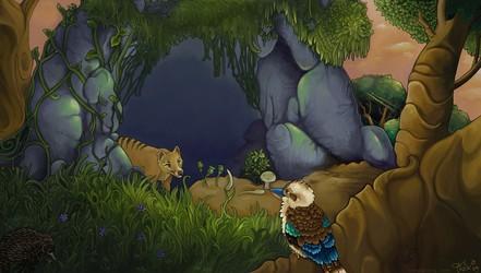 Tasmin's Cave