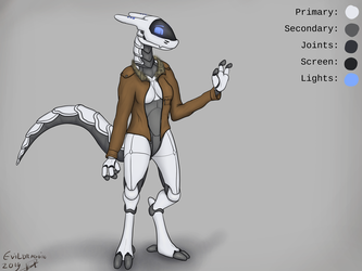 Synth Ref with Jacket
