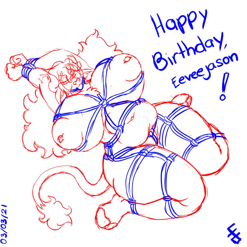 Most recent image: Happy Birthday Eeveejason!
