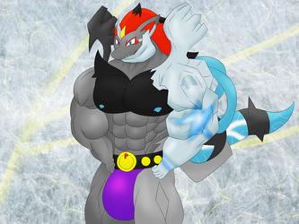 Alex the black hybrid Zoroark