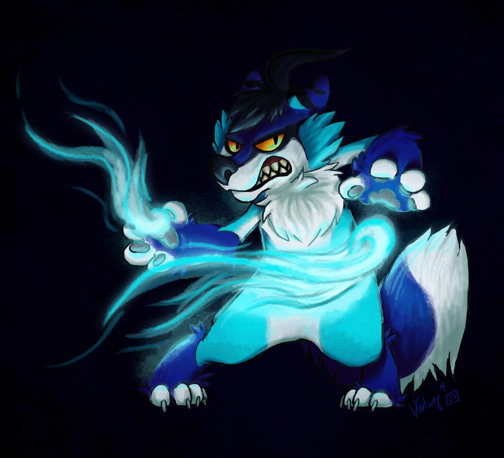 Most recent image: Blue Blaze