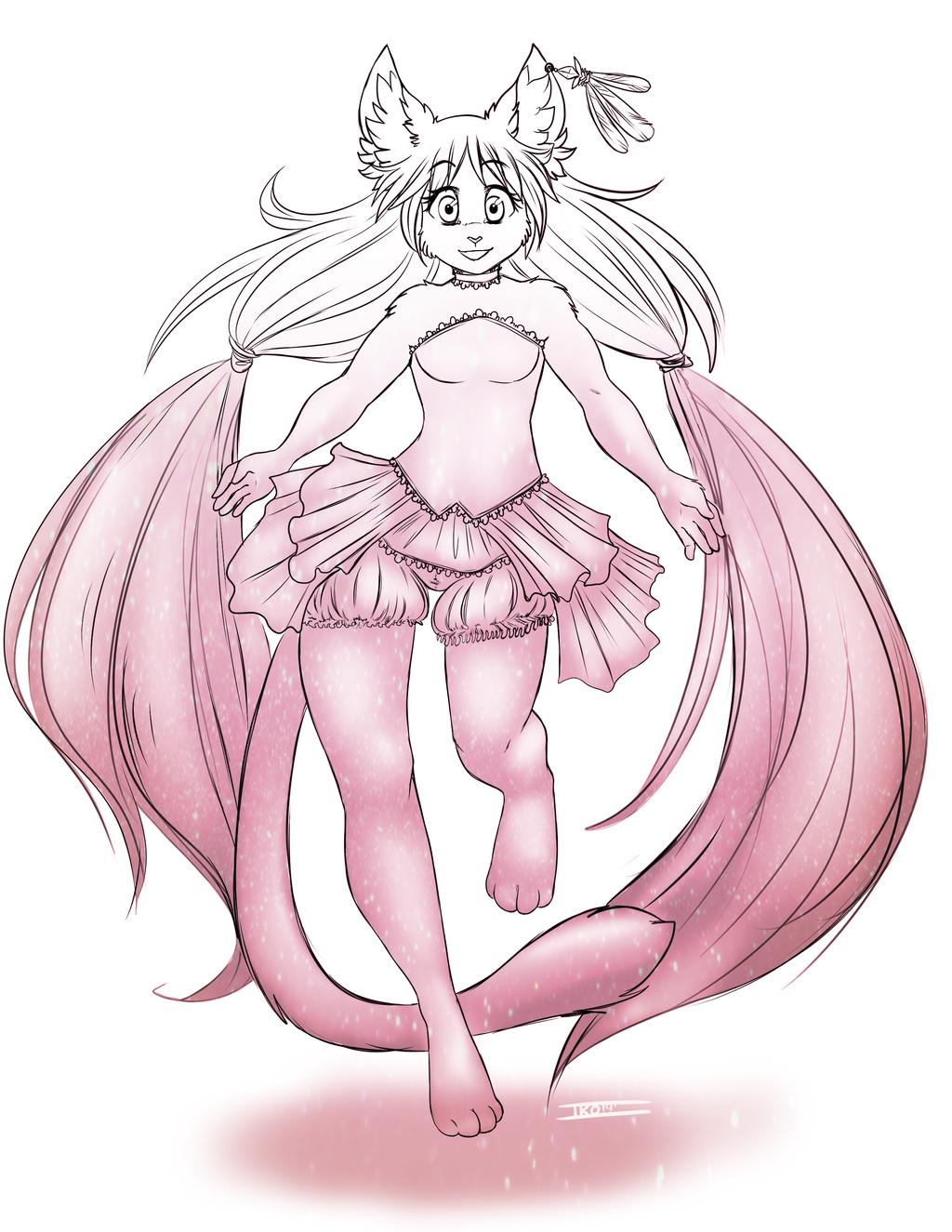 Magical gal