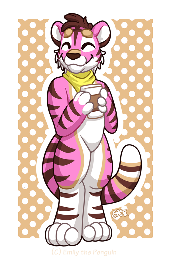 Most recent image: Chai the Tiger