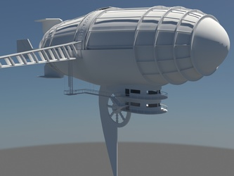 Zeppelin WIP