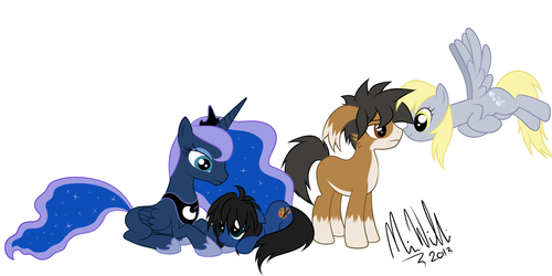 risaXrisa's MLP Project