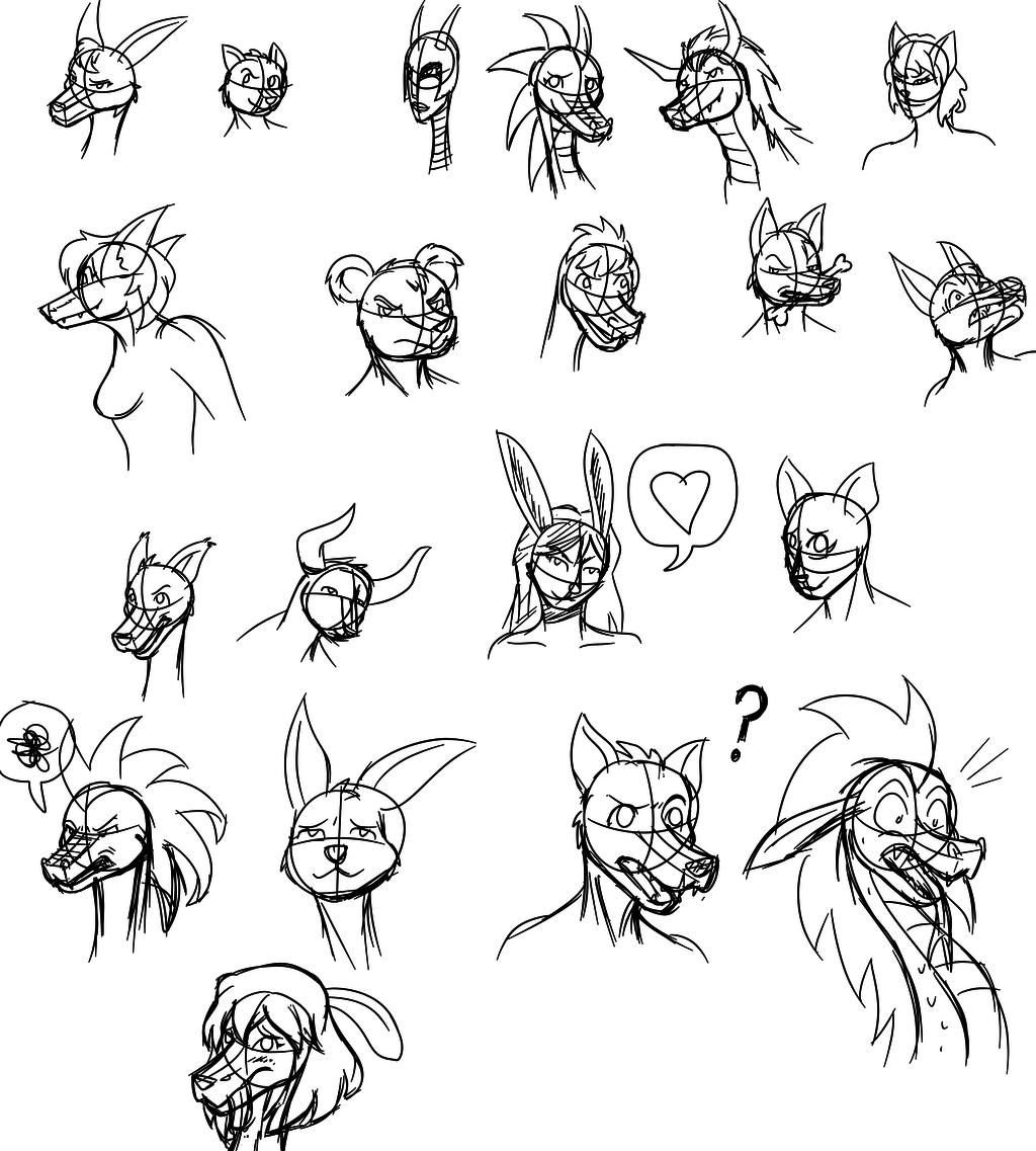 Random Doodles #1