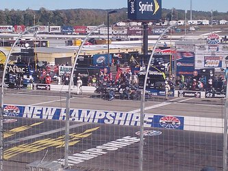 Green Flag Pit stops 2