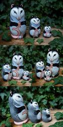 Opossum Dolls