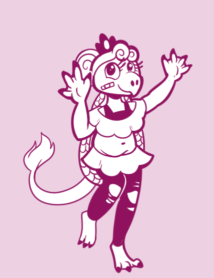 Princess Mitzi (First Concept)