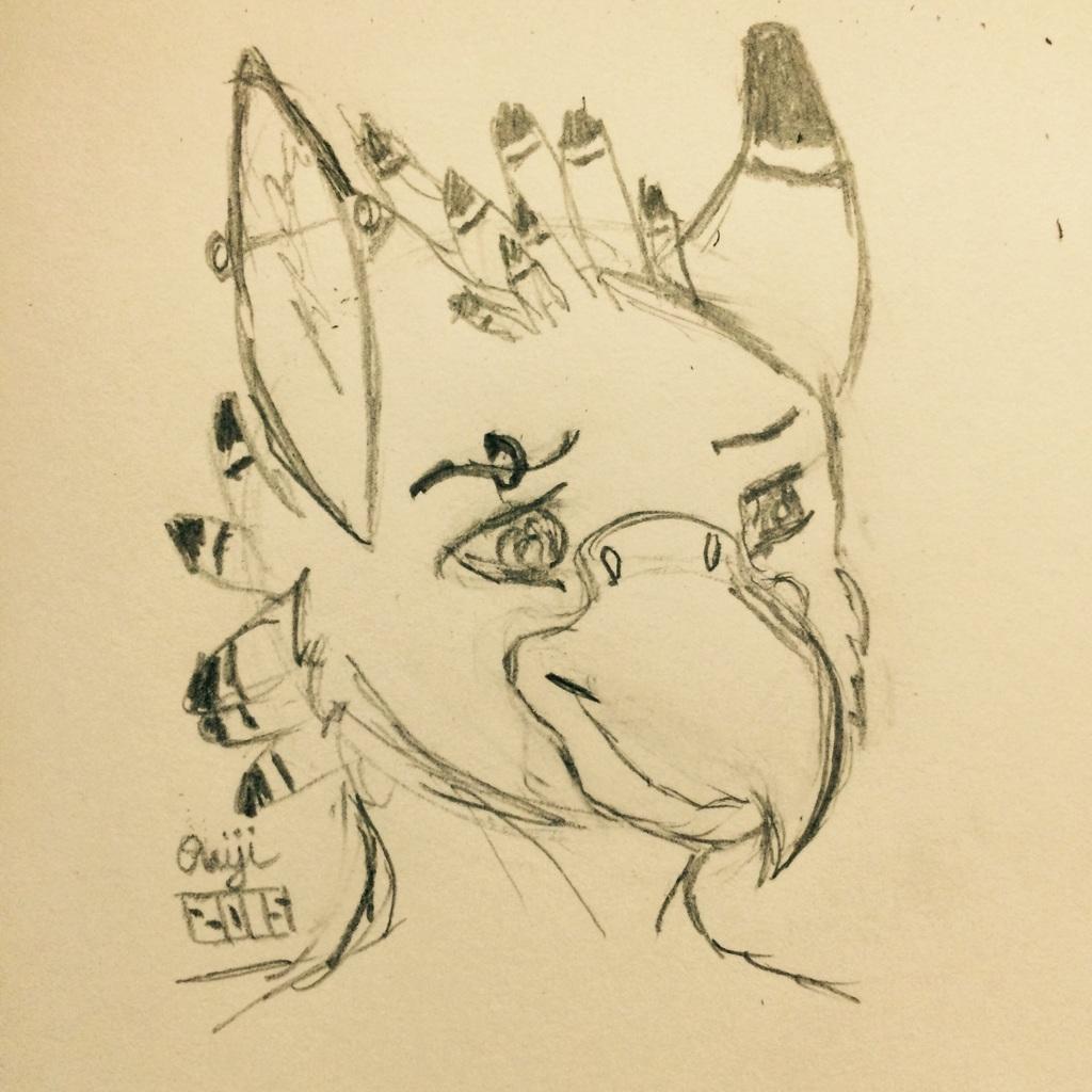 Artie doodle