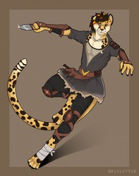 Tinderpaw's outfit~