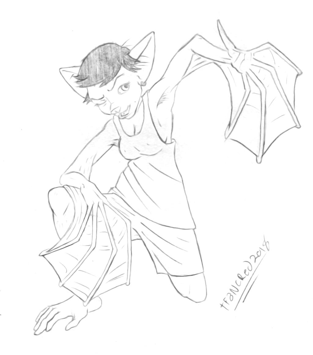 Patreon Sneak Peak - Bat TF