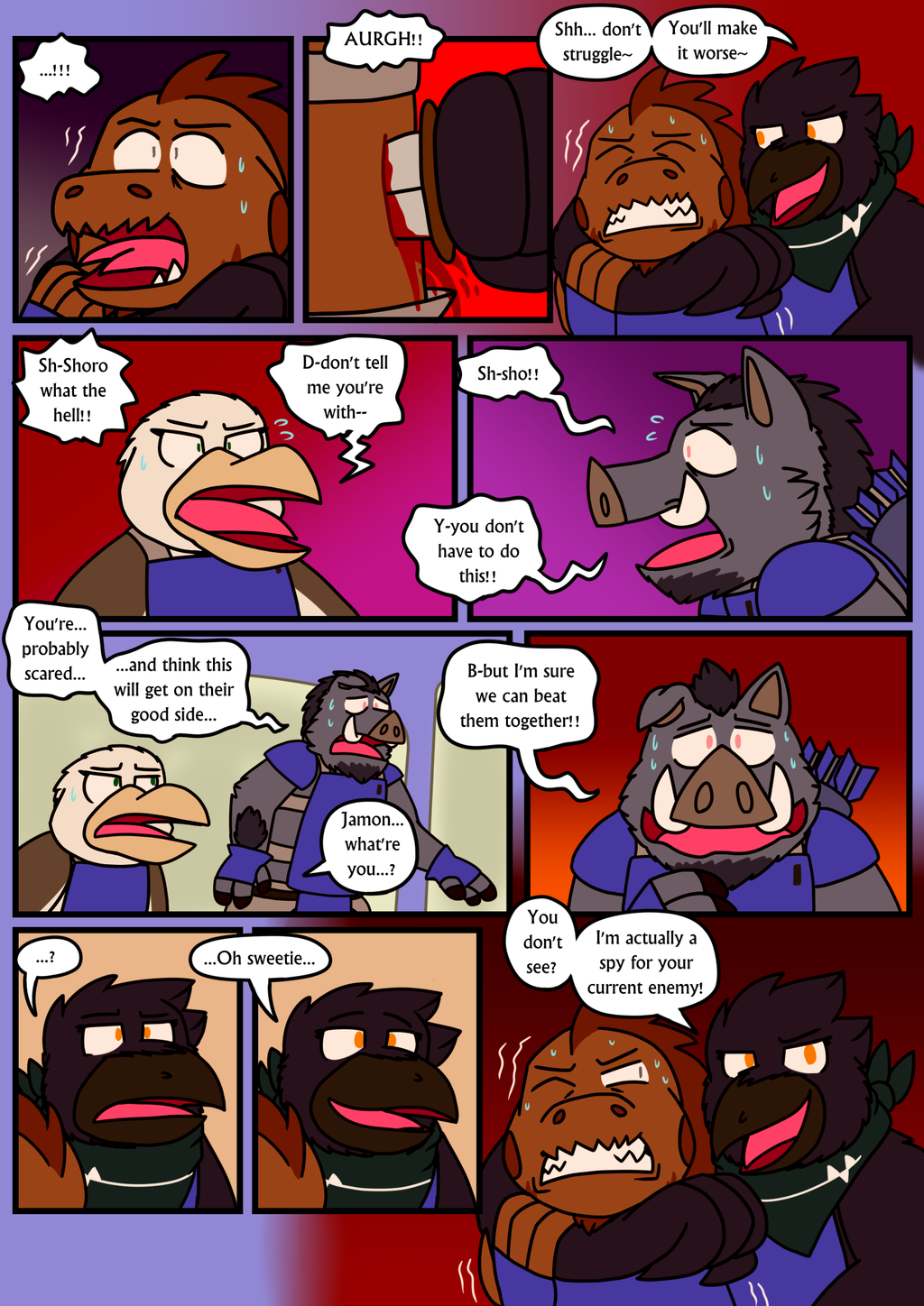 Lubo Chapter 19 Page 18