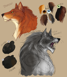 Alpha Werewolf Dads