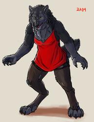 [LS]-Werewolf color test