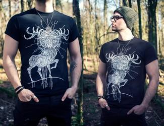 Stag Spirit Shirts