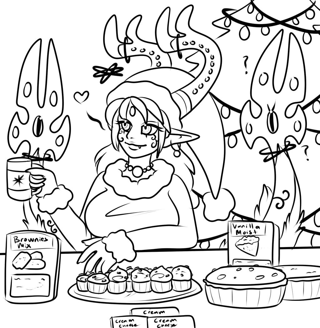 Sapphirus's Baking Sessions (WIP)
