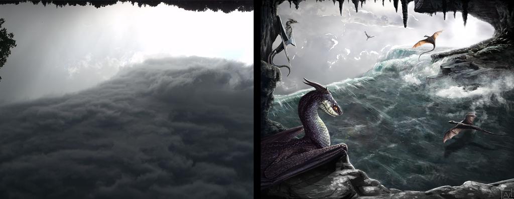 Lindworm Falls- Inspiration