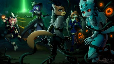 Halloween 2016: The monster summoning