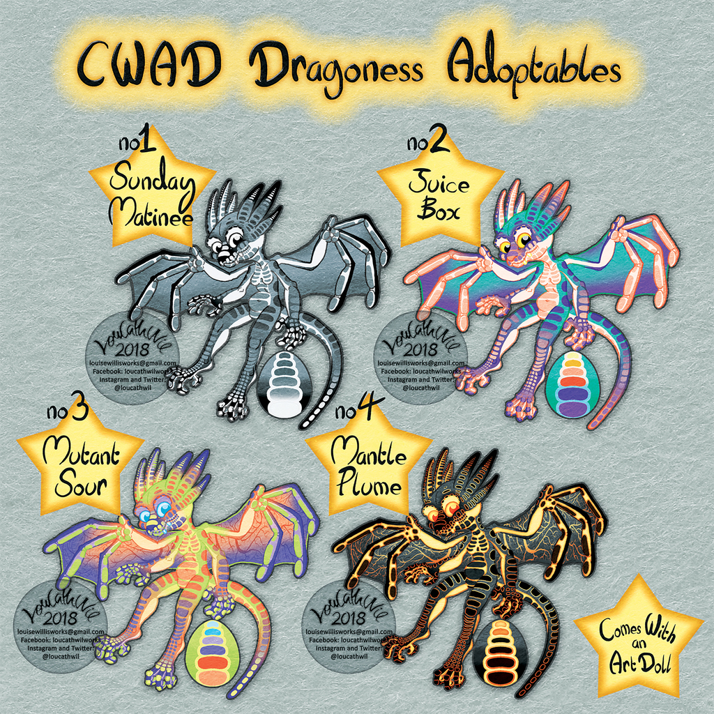 Most recent image: CWAD Adopts 1st batch