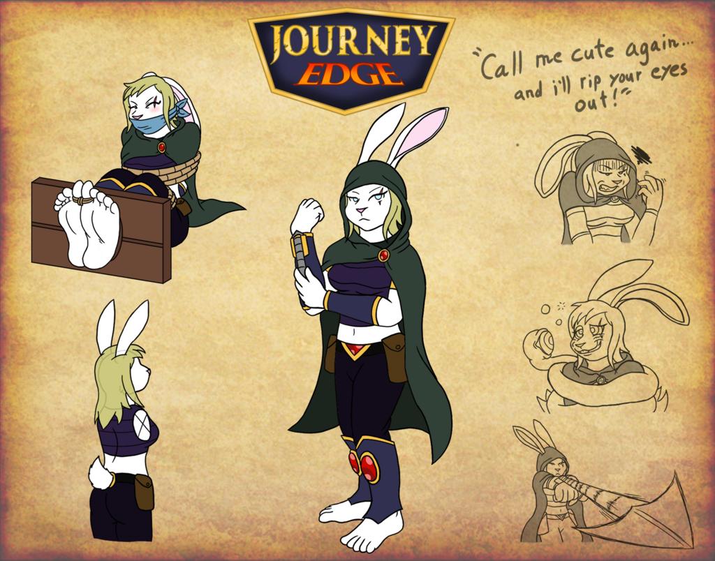 Most recent image: Journey Edge profile: Tabitha