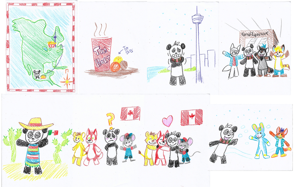 FE2ME doodles