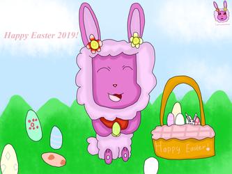 Easter bunpaca!