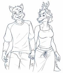 Kaia and Atrus