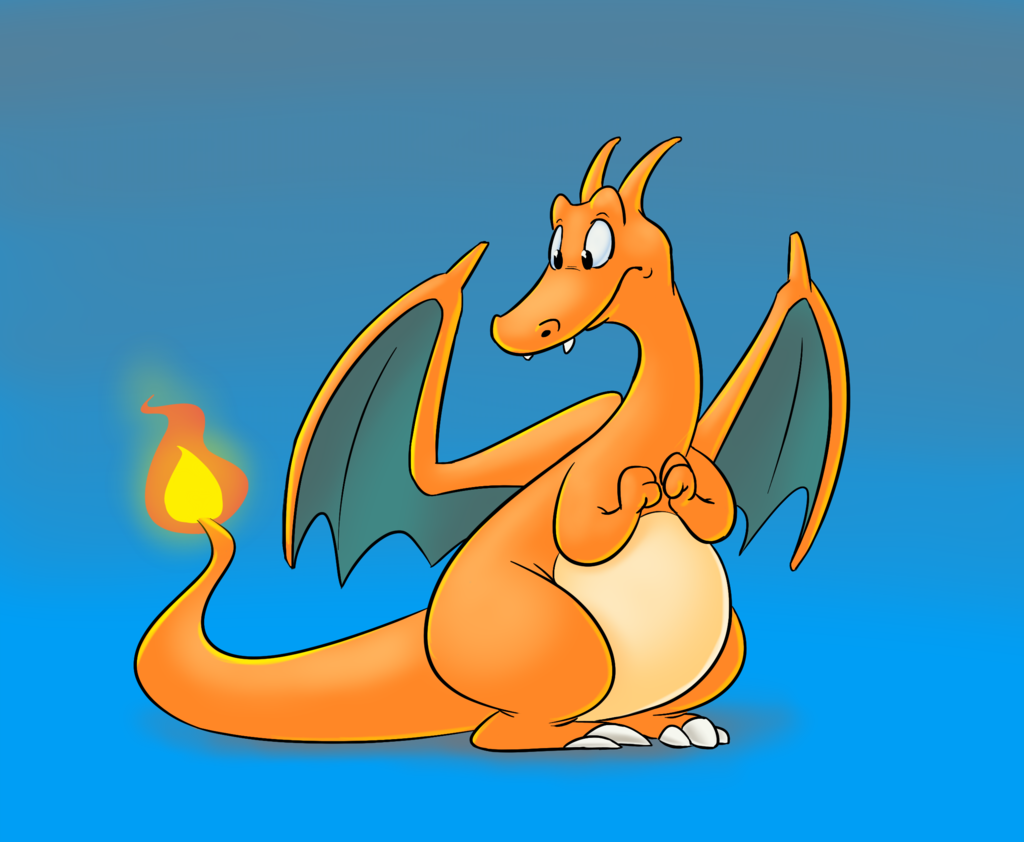 Reluctant Charizard
