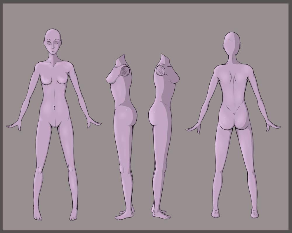 TSS Female Mannequins
