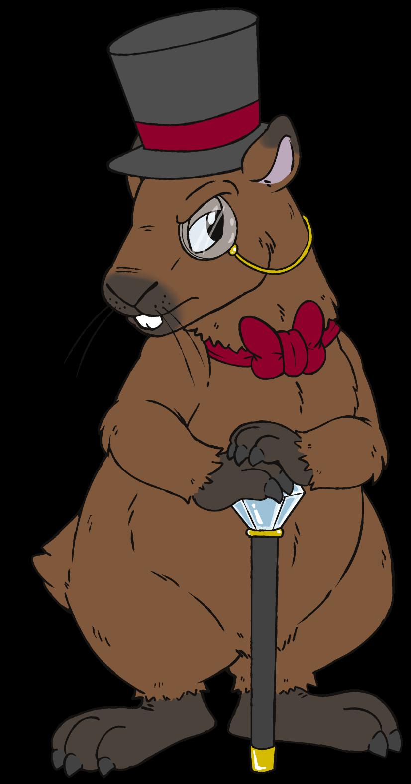 Commission - P.T. Capybara