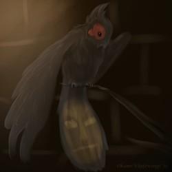 Pokemon Drawlloween - 18 Mask