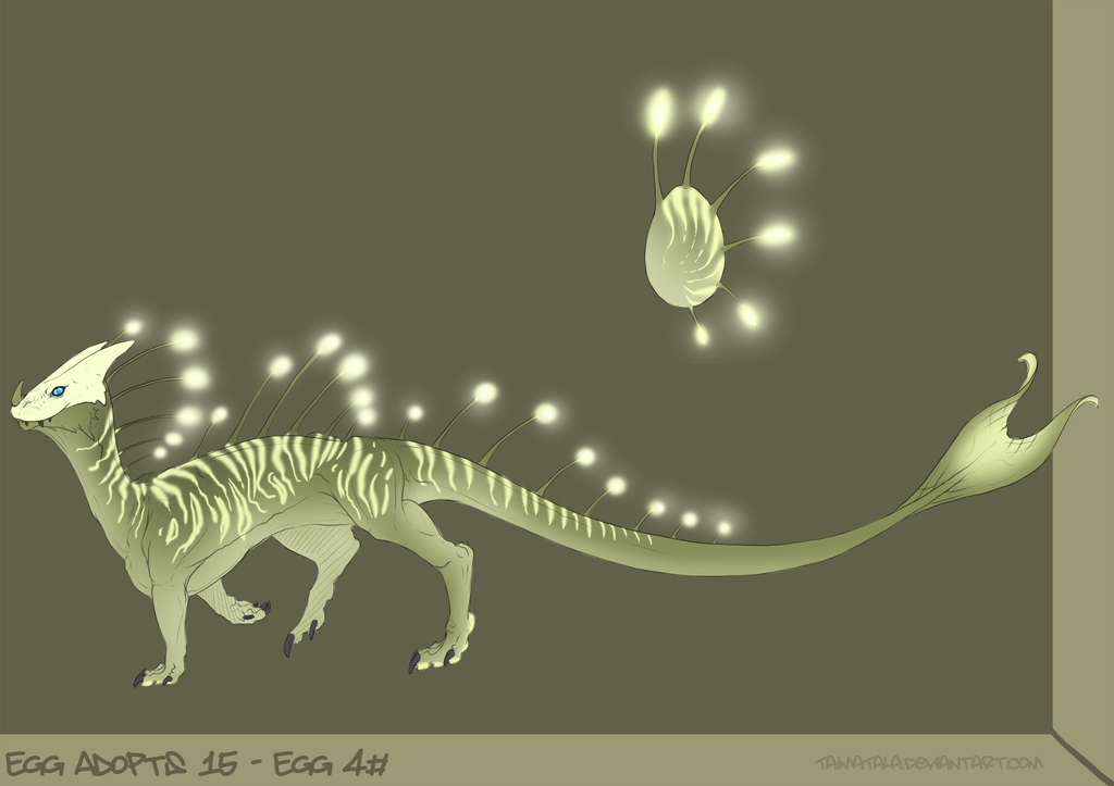 Egg Adopts 15 - Egg 4#