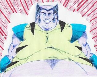 Bald Wolverine