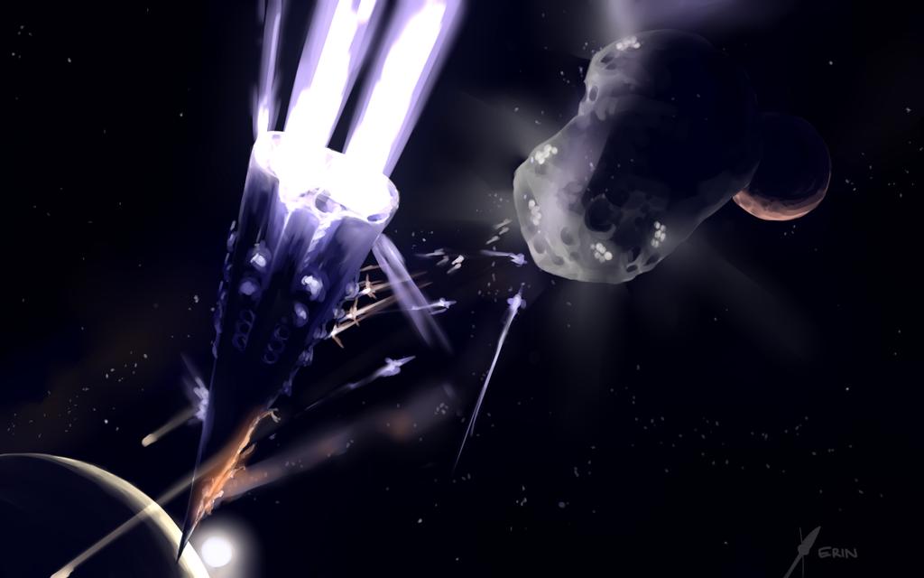 Treacherous Encounter [Revelation Space fanart]