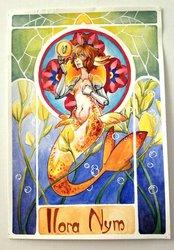 Art Nouveau: Ilora Nym
