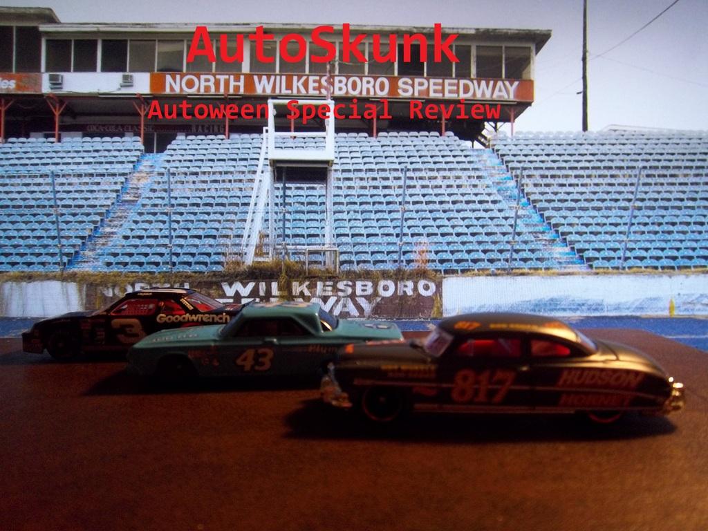 North Wilkesboro Speedway (AutoSkunk Autoween special review)