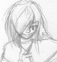 Hymmnetale: Chara sketch