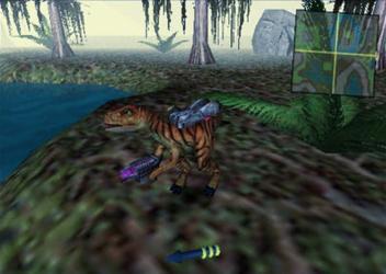Nanosaur - In-Game Music (Python Blue Remix)