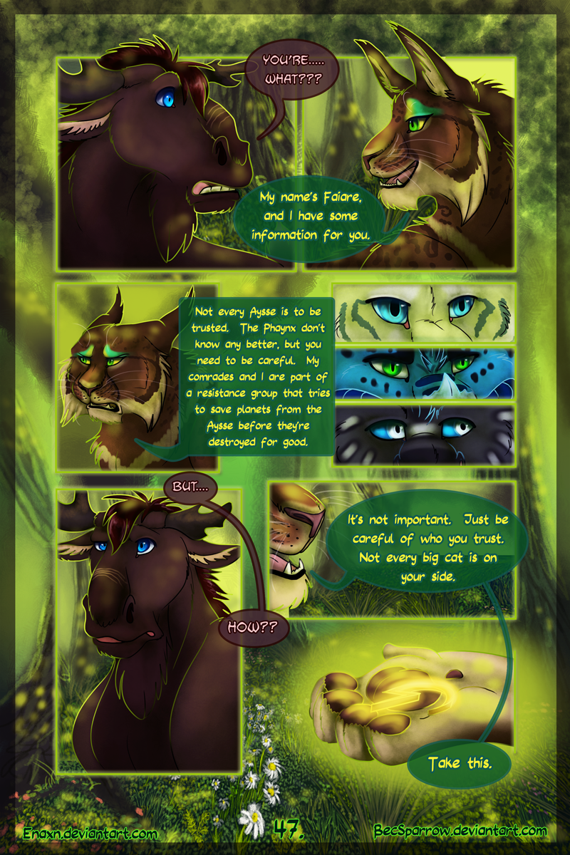 The Last Aysse: Page 47