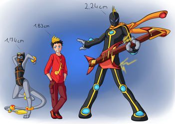 Size Comparing