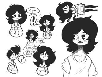 Noodle Neck Lucy