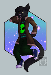 Gets Some Space now - ArtFight