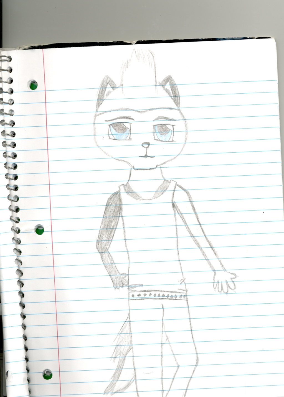 Old sketch of me