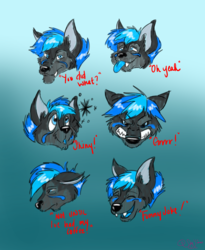 The Many Faces of Arcturus by LadySkyLion